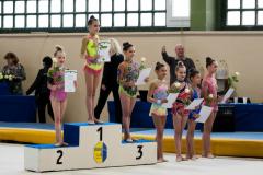 Bezirksmeisterschaften, Rhythmische Sportgymnastik, 2015
