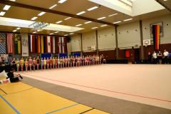 Bundesfinale, Rhythmische Sportgymnastik, 2016