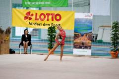 Deutsche Meisterschaften, Rhythmische Sportgymnastik, 2014
