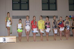 Diadem-Cup, Rhythmische Sportgymnastik, 2014