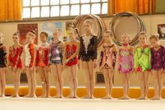 Gaumeisterschaften, Rhythmische Sportgymnastik, 2011