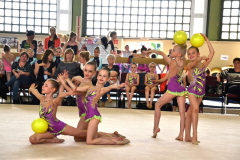 Lipsiade, Rhythmische Sportgymnastik, 2016