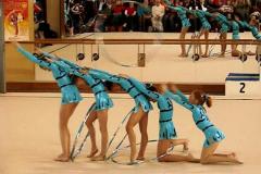 Sachsenmeisterschaft Rhythmische Sportgymnastik 2011
