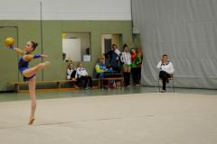 Sächsische Meisterschaften Rhythmische Sportgymnastik 2014