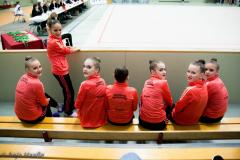 Sächsische Meisterschaften Rhythmische Sportgymnastik 2015