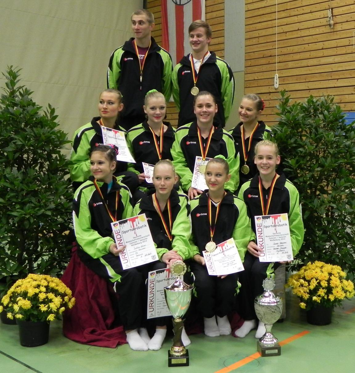 Sachsenteam 2011-11-10