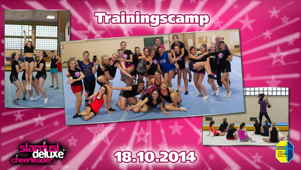 collage-trainingscamp-stardust-deluxe-oktober-2014