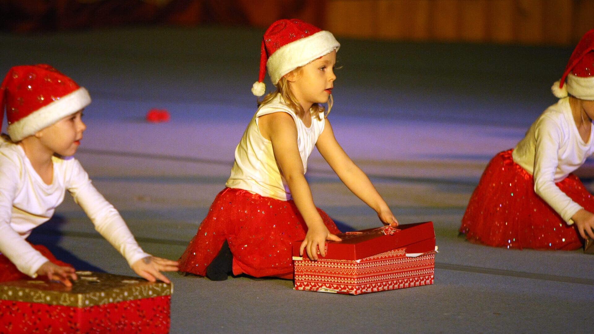 Eventbild Weihnachtsschauturnen