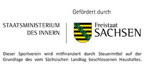 gefördert durch den Freistaat Sachsen