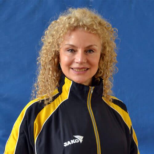 Margaryta Stolbin